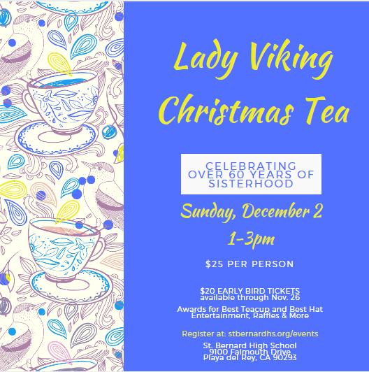 Lady Viking Tea Featured Photo