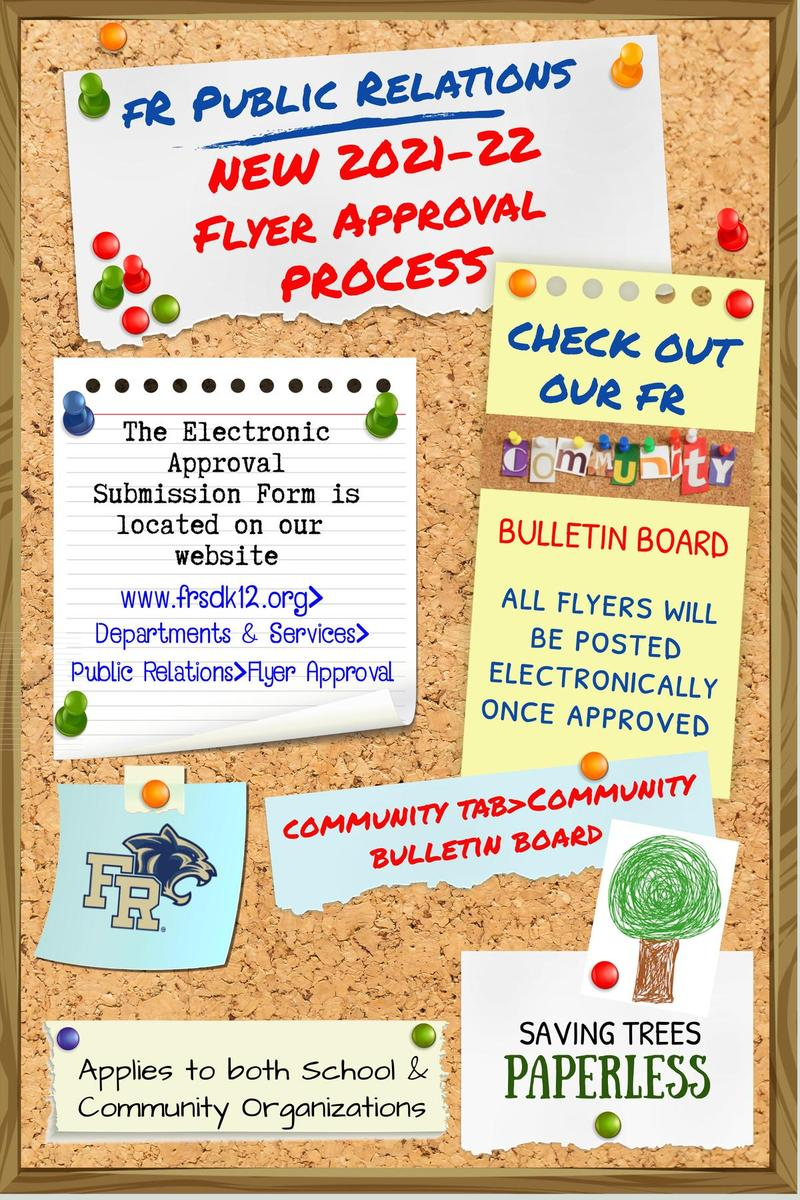 Flyer Approval Process - NEW
