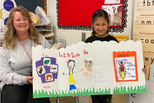 Insect Projects at Westwind