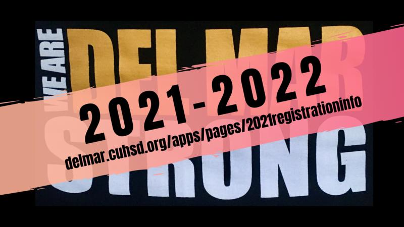 2021 2022 registration info