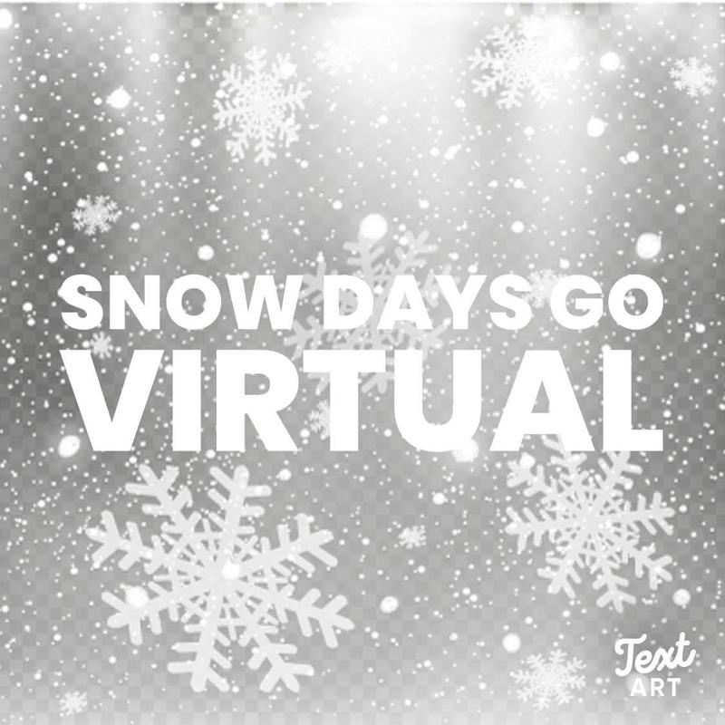 Snow Days Go Virtual
