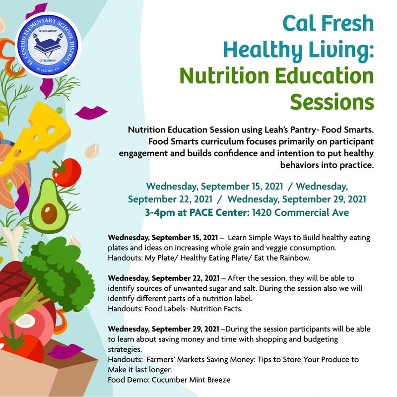 Cal Fresh Healthy Living Featured Photo