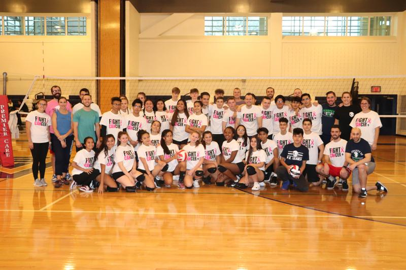 Maspeth High Fights Cancer Featured Photo