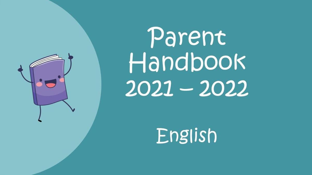 English Parent Handbook