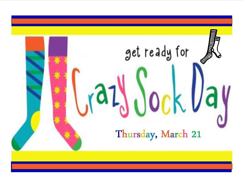 Crazy Socks Day Thumbnail Image