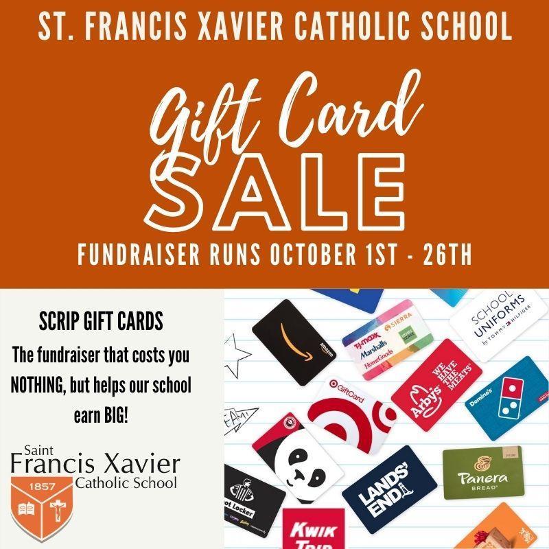 New Fall Fundraiser! Thumbnail Image