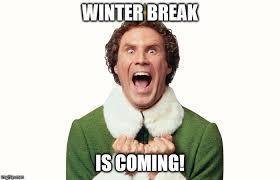Winter Break is Coming