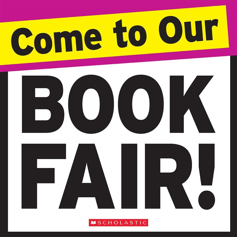 The Fall Book Fair is Here! Thumbnail Image