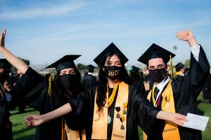 Santa Fe High School graduated 494 seniors during its commencement ceremony on June 1.