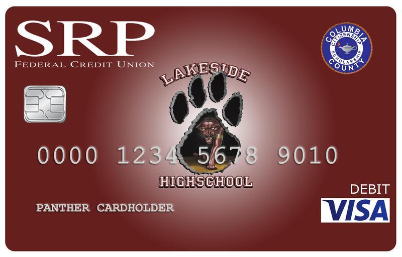 SRP DEBIT CARD