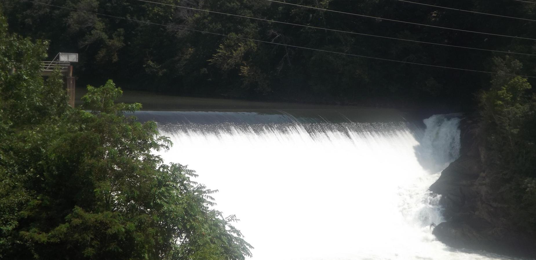 Nolachuckey Dam