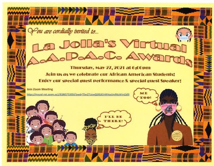 AAPAC Awards