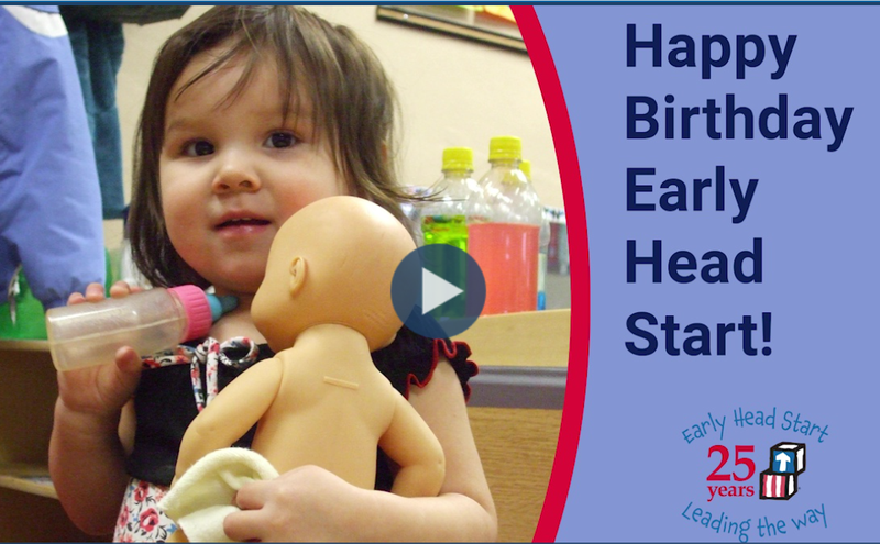 Happy 25th Birthday Early Head Start! Featured Photo
