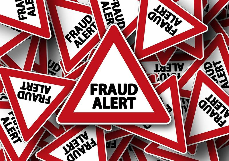 Beware of scam
