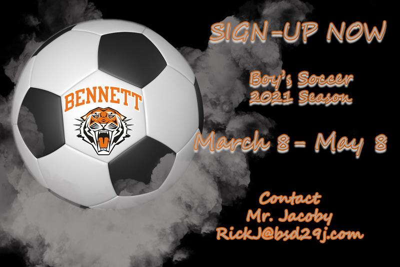 Boy's Soccer Sign-Up NOW! Featured Photo