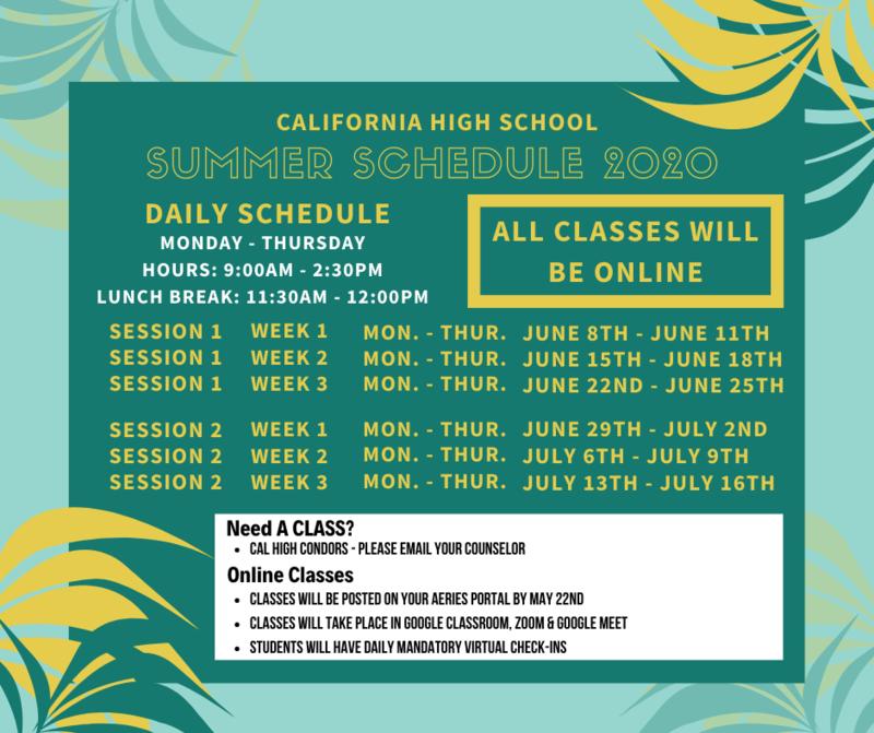Summer School Flier 1