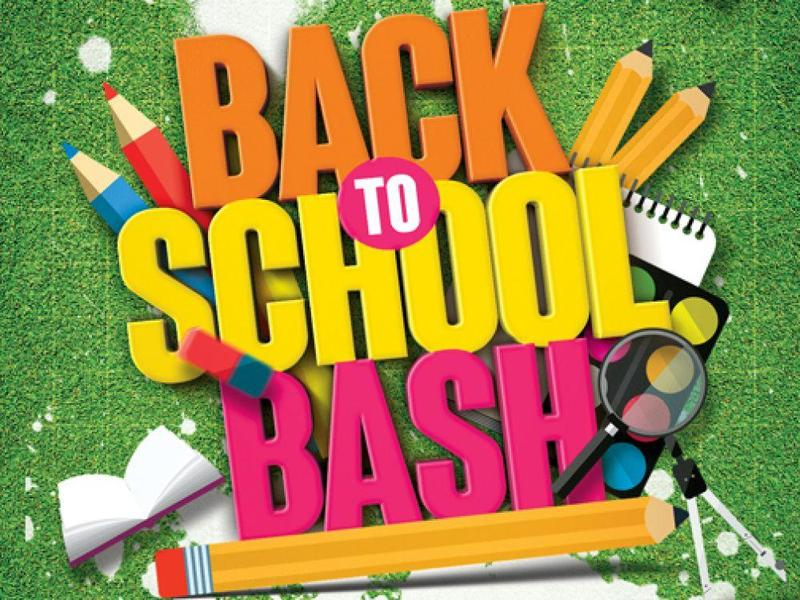 Save the Date....Back to School Bash! Featured Photo