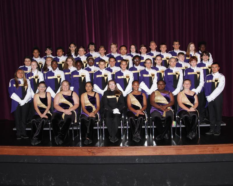 PANTHER BAND PLACES SECOND AT STATE COMPETITION
