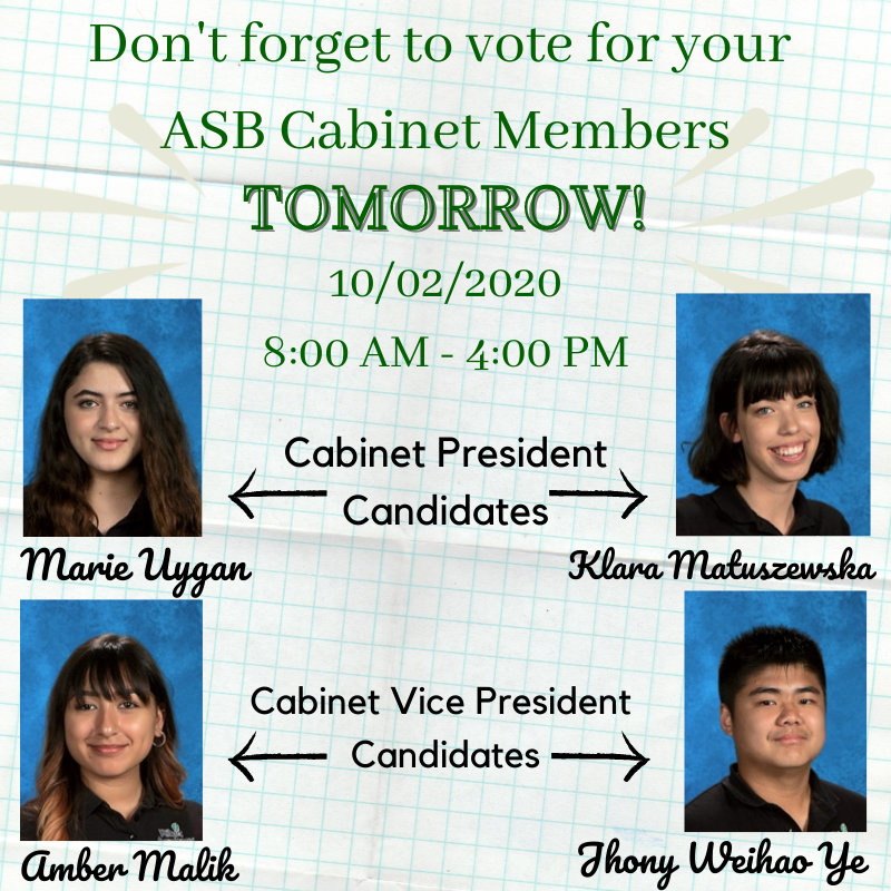 ASB ELECTIONS Featured Photo