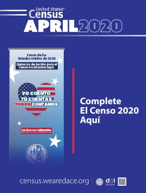 Census Poster 1 - Spanish