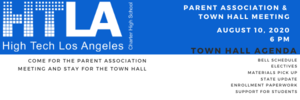 PA meeting header