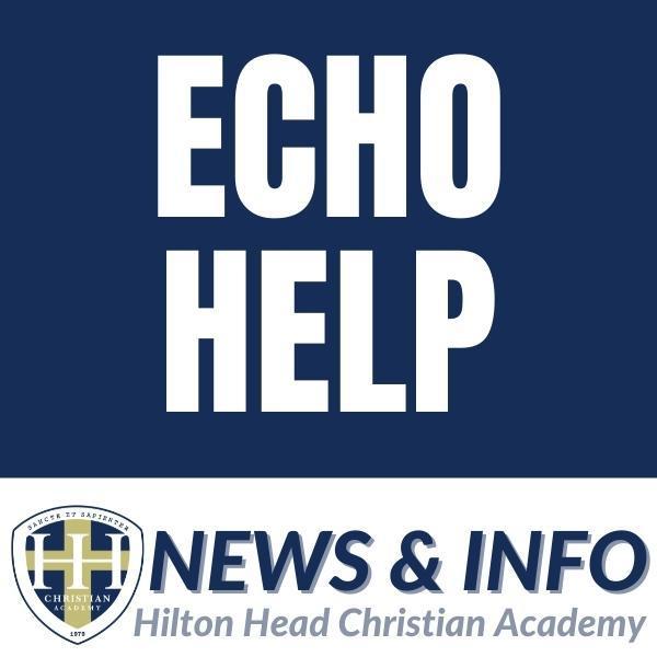 Echo Help Featured Photo