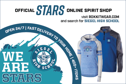 Visit the Siegel Spirit Store!