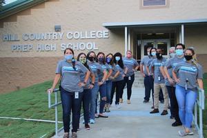 HCCPHS staff