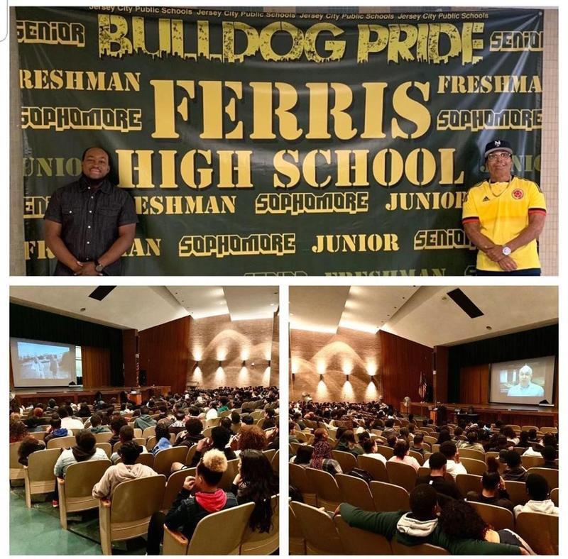 Ferris High School