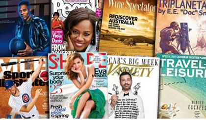 Magazine Sale - Orders Due 9/25 Thumbnail Image