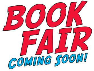 Book Fair November 6-9 Thumbnail Image