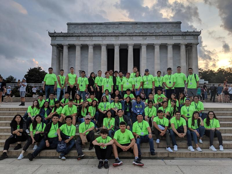 Rembrandt Secondary high school students visited and toured our Nation's Capital! Featured Photo