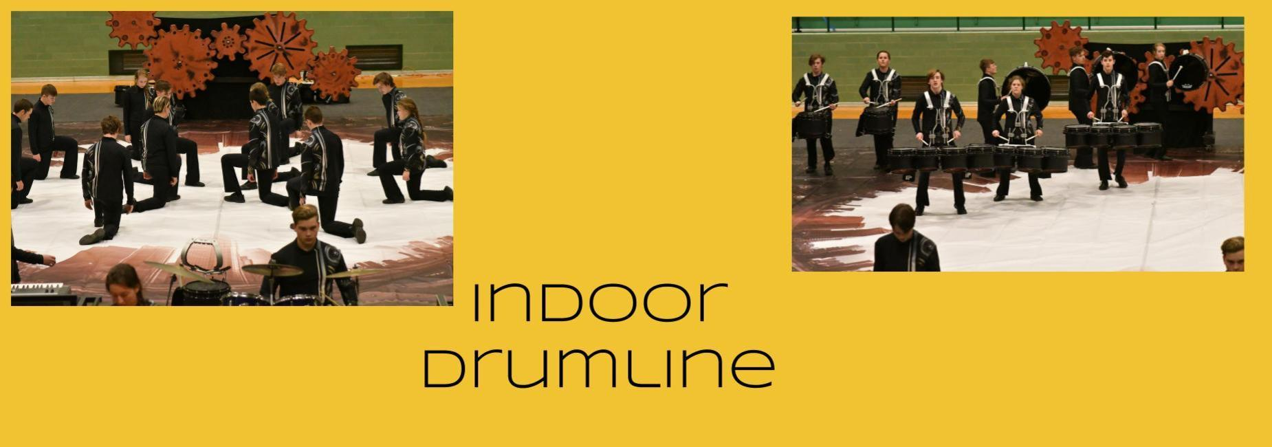 indoor drumline