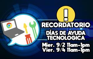 Tech Depot Day Spanish
