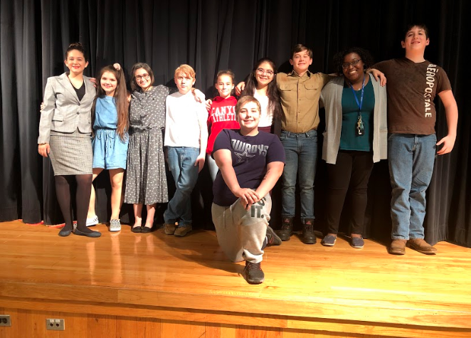 One-Act Play Cast&Crew