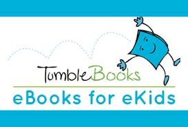 TumbleBooks eBook Library Logo
