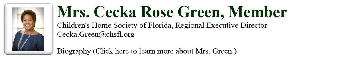 Mrs. Cecka Rose Green