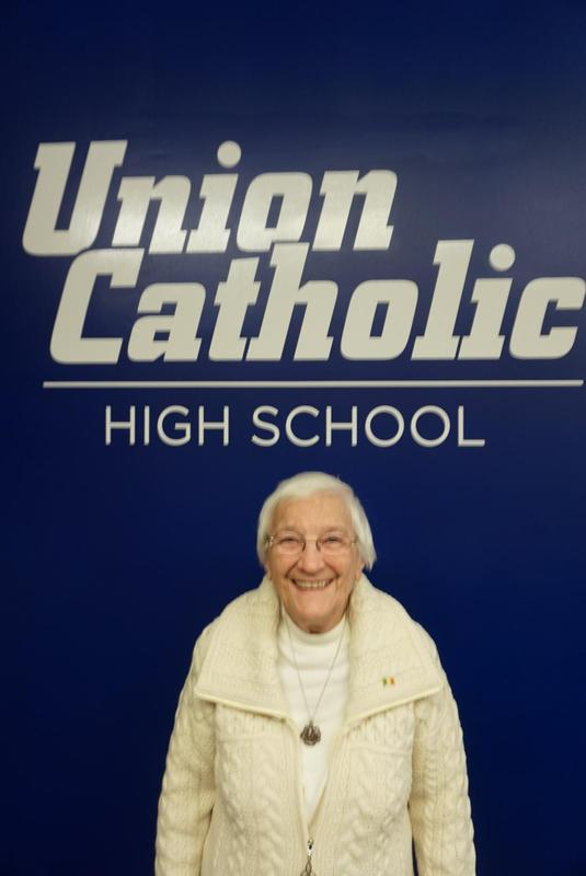 Union Catholic Principal Sister Percylee Hart, RSM, named Grand Marshal of Union County St. Patrick's Day Parade Thumbnail Image