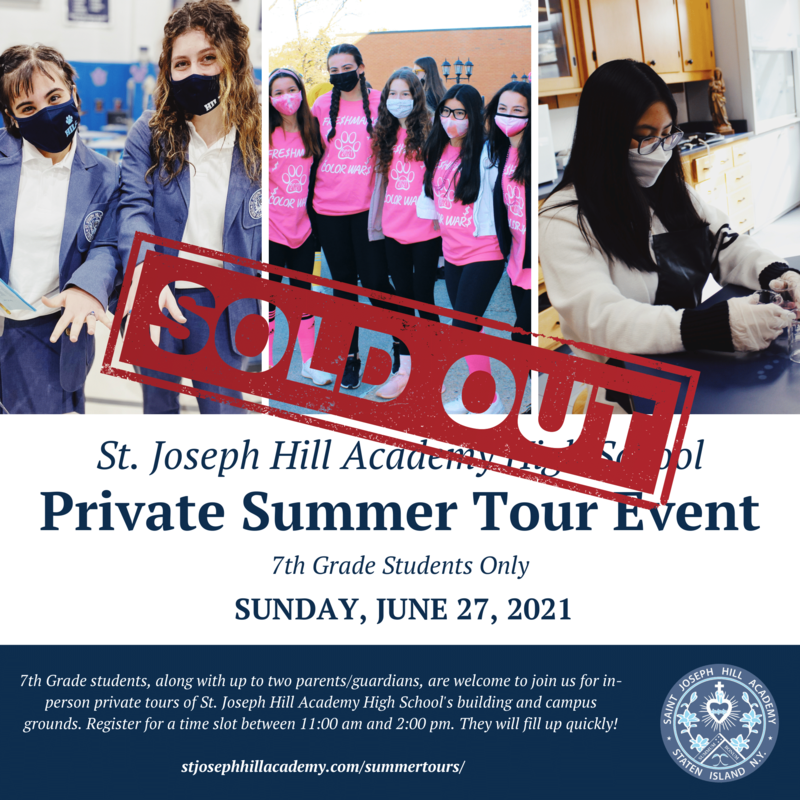 SJHA Private Summer Tour Event Featured Photo