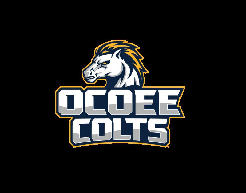Ocoee Colts Logo