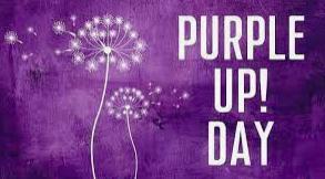 Purple Up Day