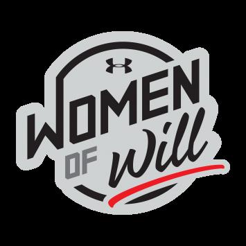 Under Armour Women of Will Logo