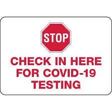 Expanded COVID-19 Testing Schedule Featured Photo