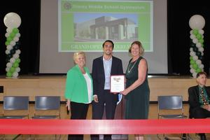 Senator Nguyen commendation of Stacey Gym
