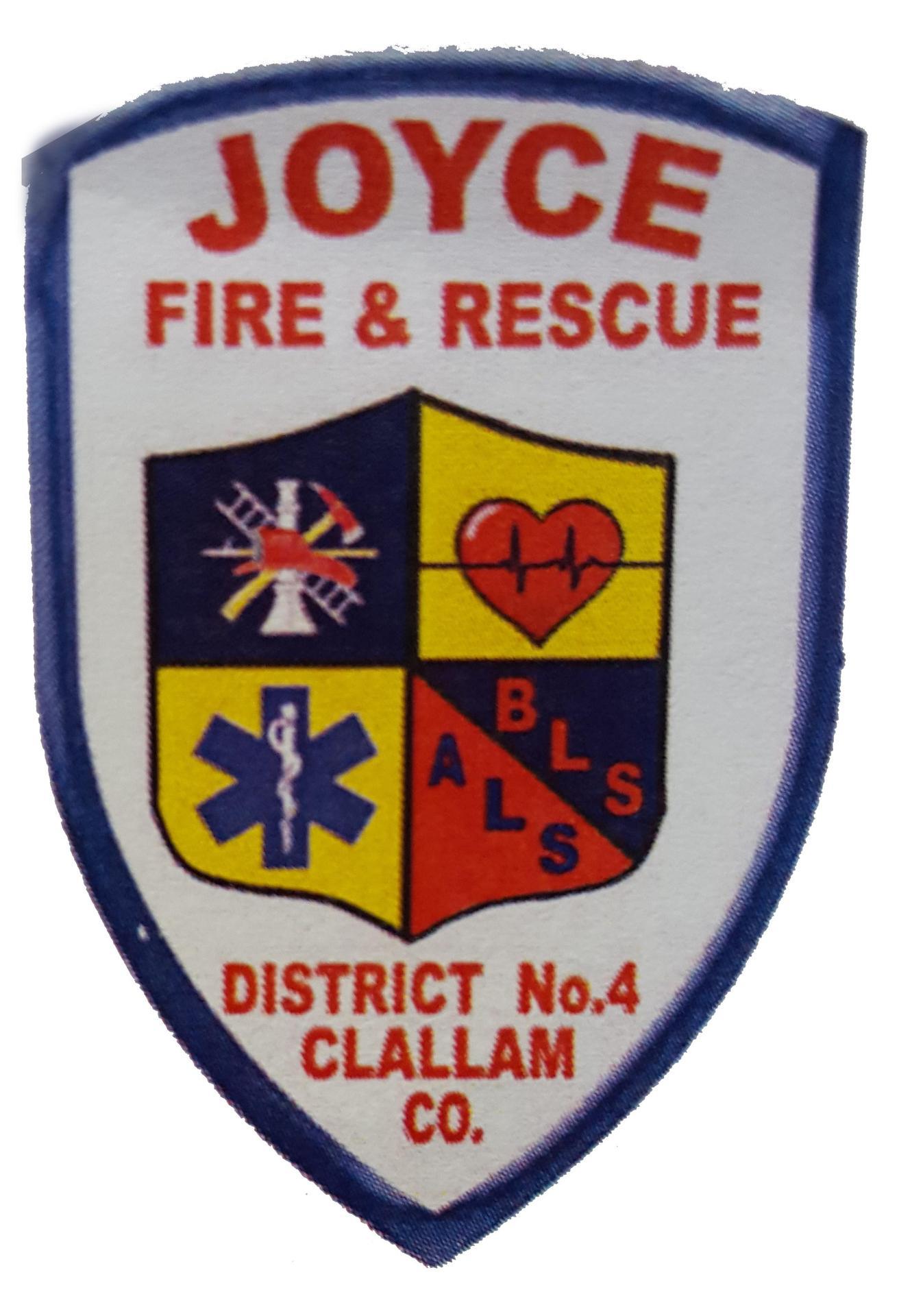 Joyce Fire District No. 4
