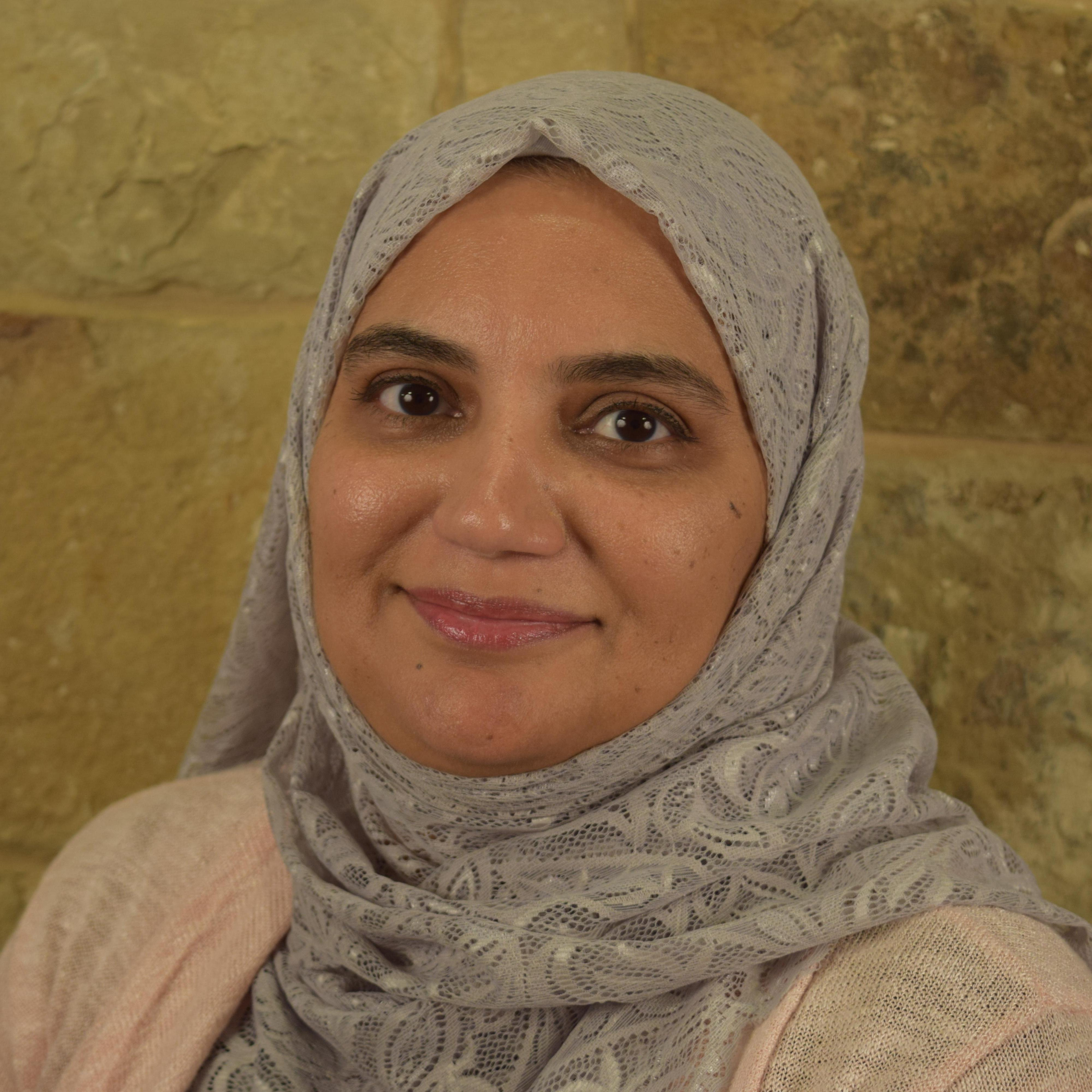 Amina Jameel's Profile Photo