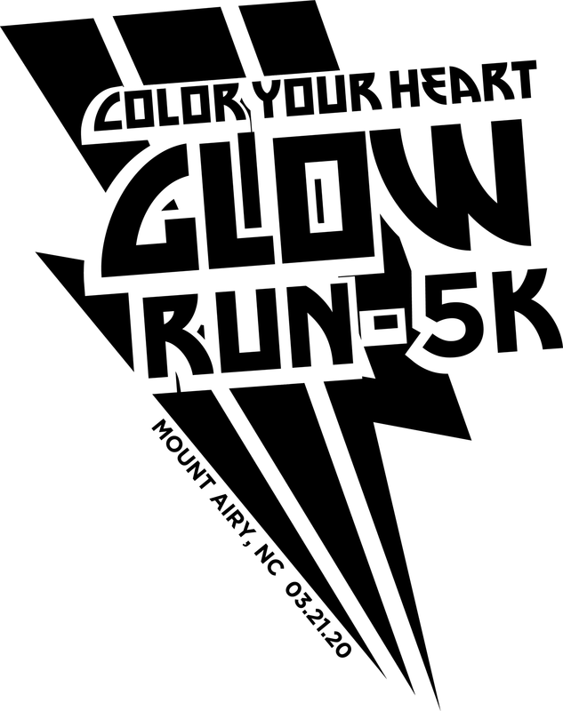 Color Your Heart Glow Run