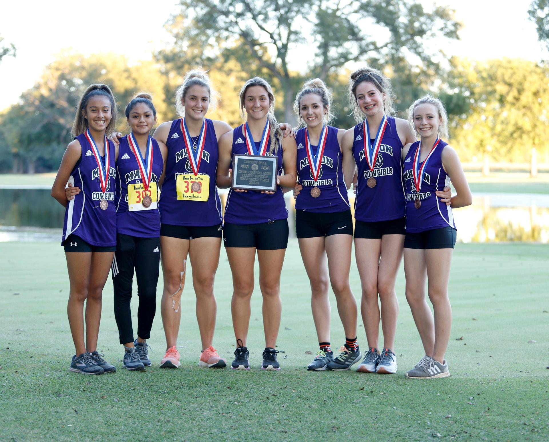 MHS 2018 District XC Meet