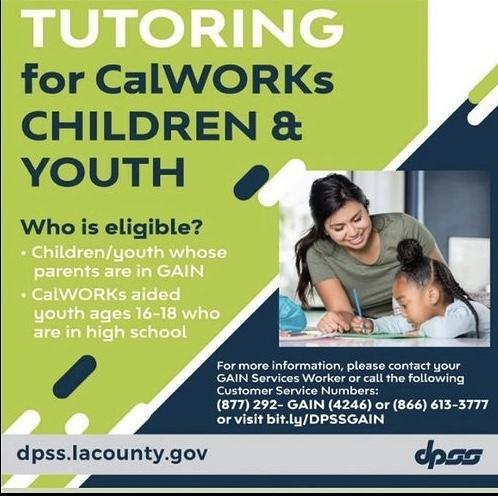 Tutoring through DPSS
