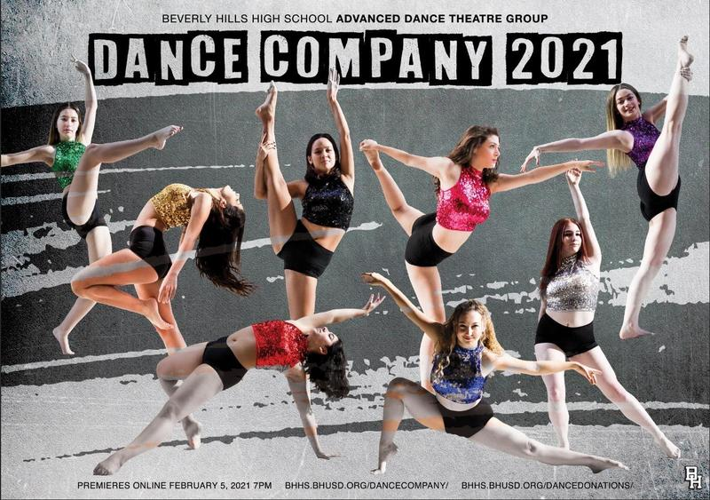 BHHS Dance Company Performance